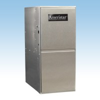 120,000 BTU 95% Ameristar, Single Stage, Up Flow Gas ...