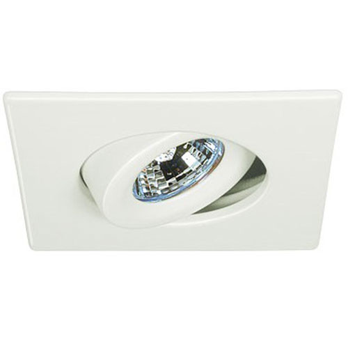 "12 Square Recessed Lighting Trim 12v 4"" Non-ic New Work Can (clv1499ta) By Aql"