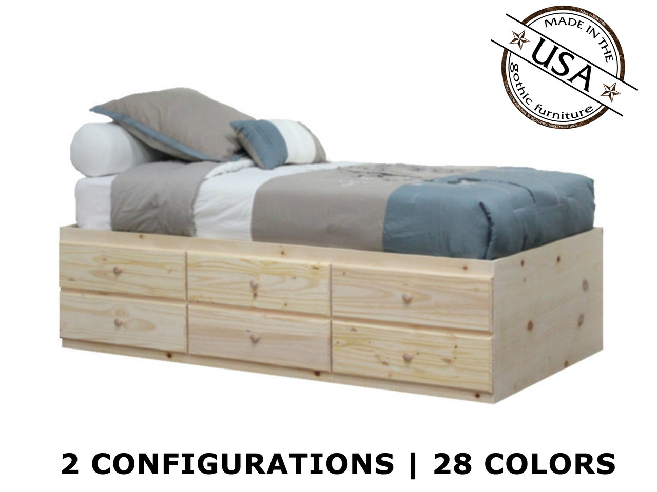Fullsize Of Extra Long Twin Bed