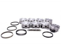 4 Stroke Engine Piston Rings Horizontal Engine Piston ...