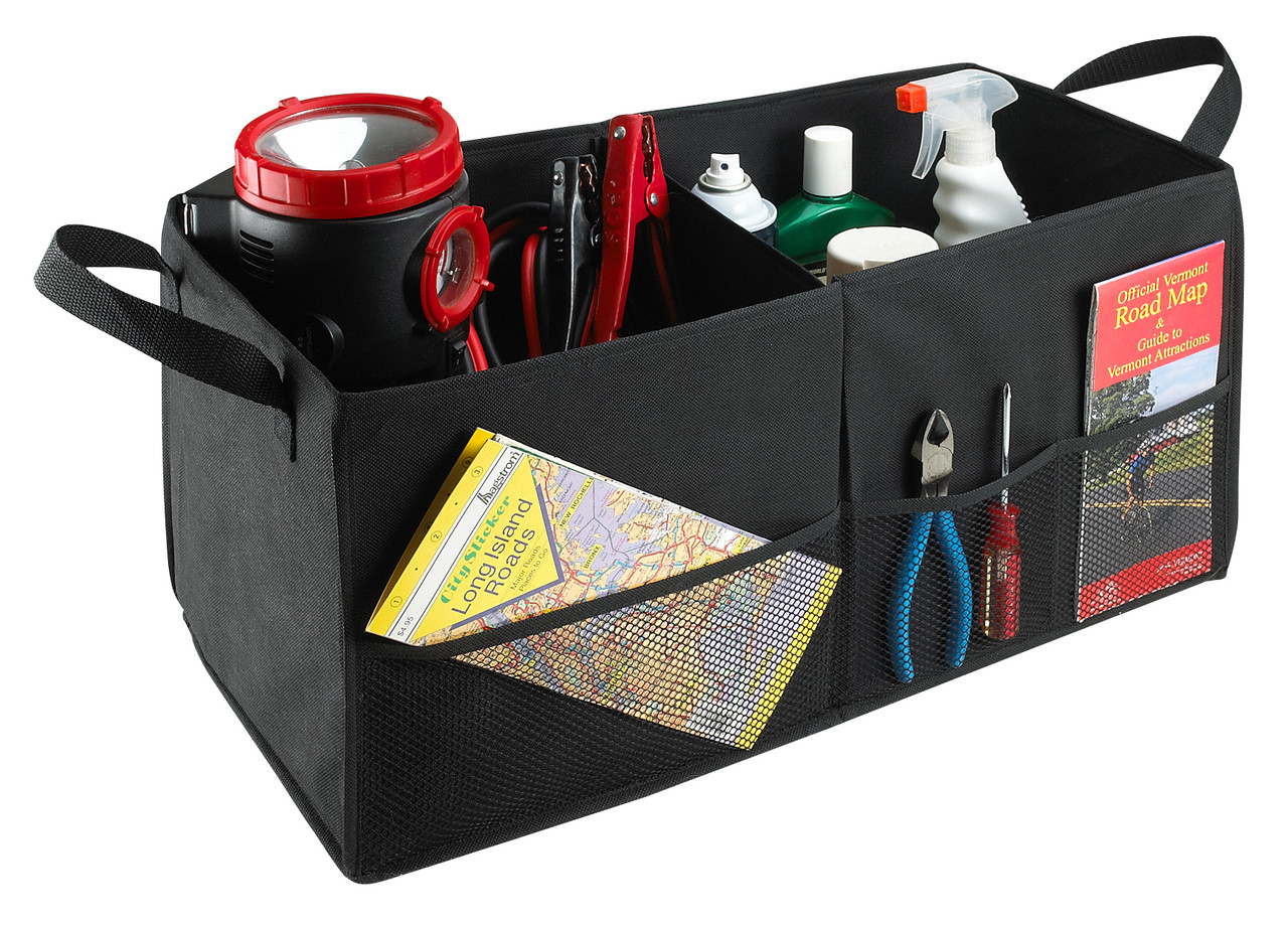 Organizer 2016 Car Trunk Organizer Black 22