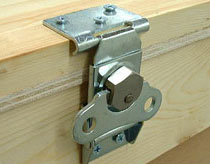 Catch Plate Keeper For Latches Diy Road Cases Store