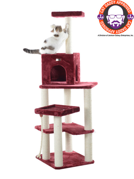 Classic Cat Tree A6902b Cat Daddy Approved Armarkat