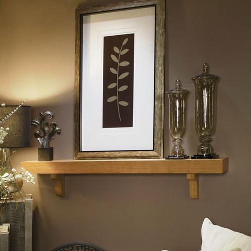 Mantel Shelf Custom Bellemy Wood