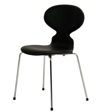 Replica Arne Jacobsen Ant Chair Black 59 - Arne Jacobsen Chair