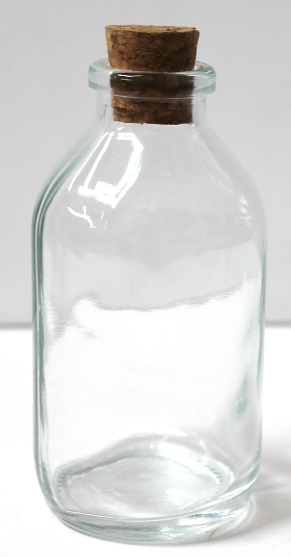 Small Empty Glass Bottles