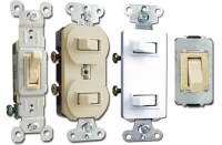 Toggle Switch Types for Light Switch Covers | Kyle Switch ...