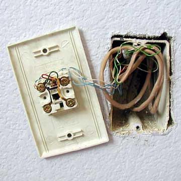 Wall Plate Wiring - Wiring Diagram Online