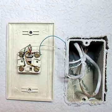 Leviton Phone Jack Wiring - Cpoqjiedknpetportalinfo \u2022
