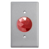 Red Round Jewels for Pilot Lights on Wall Switch Outlet ...