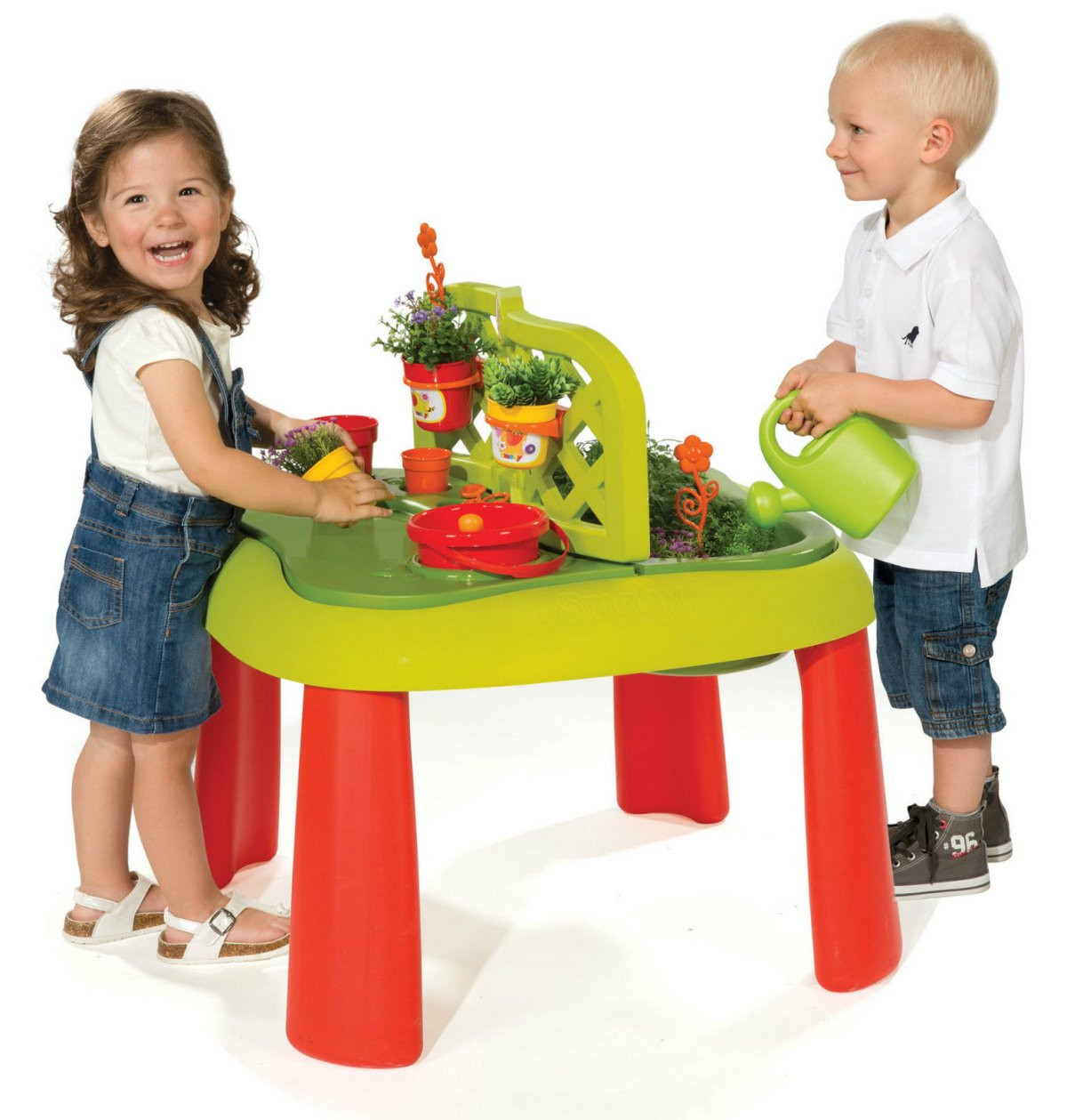 Childrens Play Table Smoby Kids Gardening Table Childrens Play Garden Set