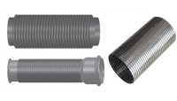 Flex Exhaust Hose | Bellows Flex | Flexible Exhaust Pipe ...
