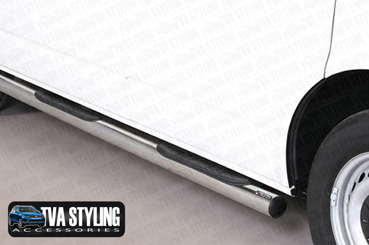 Italian Design Vw Vw T6 Side Bars Vw Transporter Accessories Tva Styling