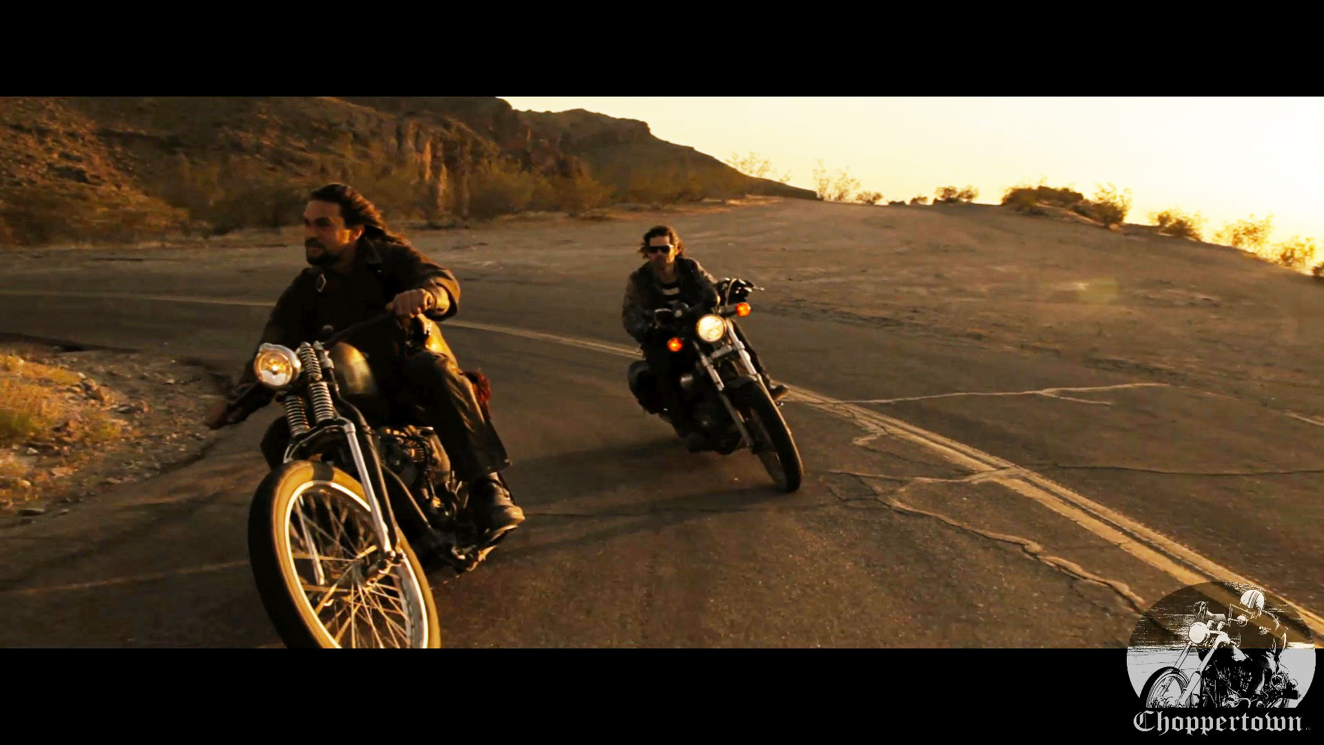 Biker Girl Wallpaper The Road To Paloma Movie Bike Interview With Jason Momoa