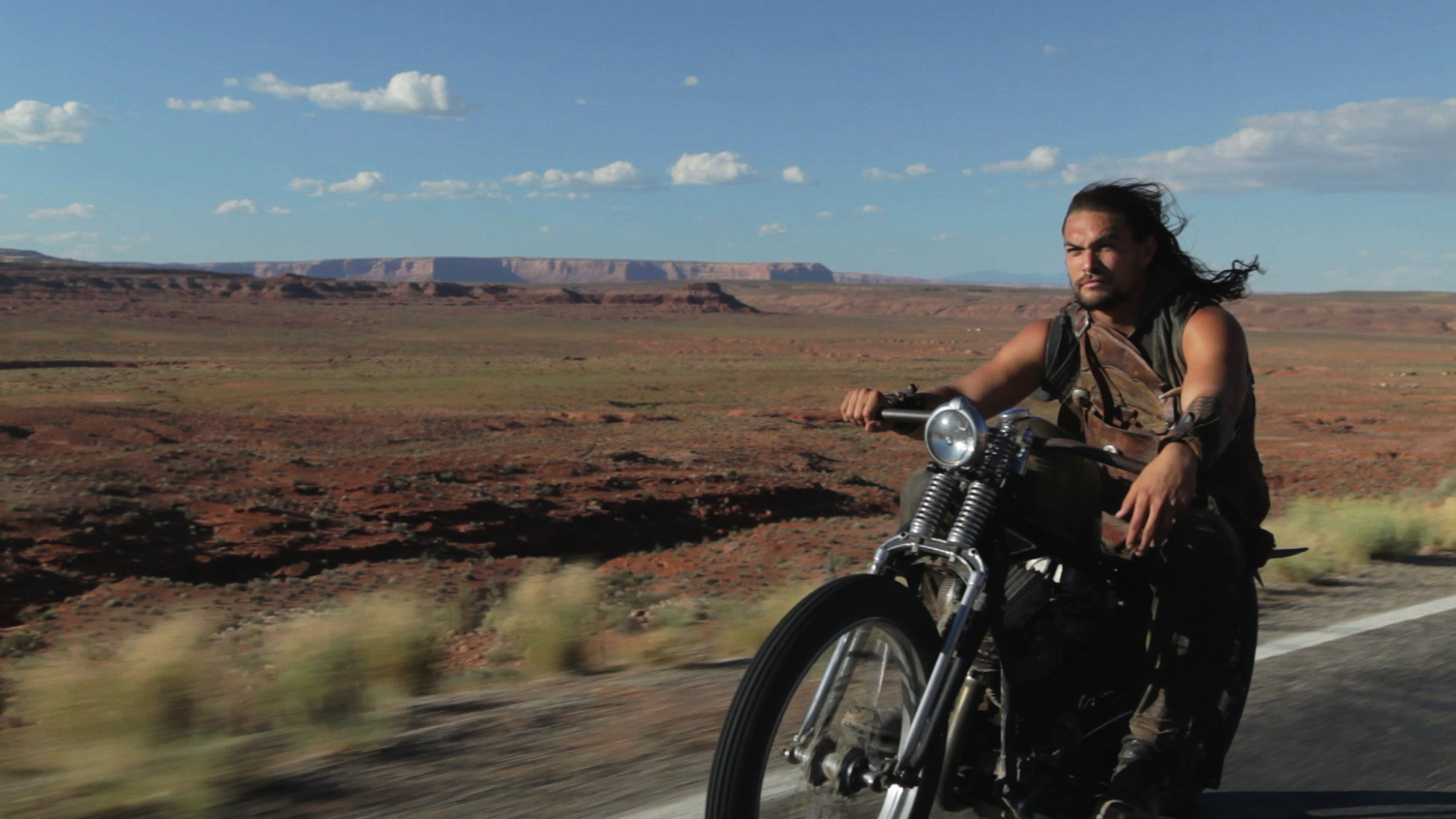 Girl Tshirts Hd Wallpaper The Road To Paloma Movie Bike Interview With Jason Momoa