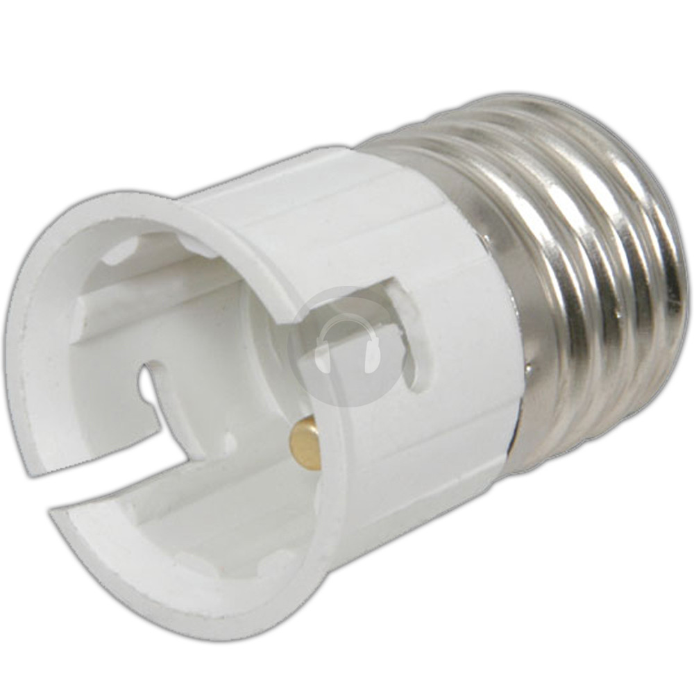 E27 Sockel E27 To B22 Lamp Socket Converter Adapter
