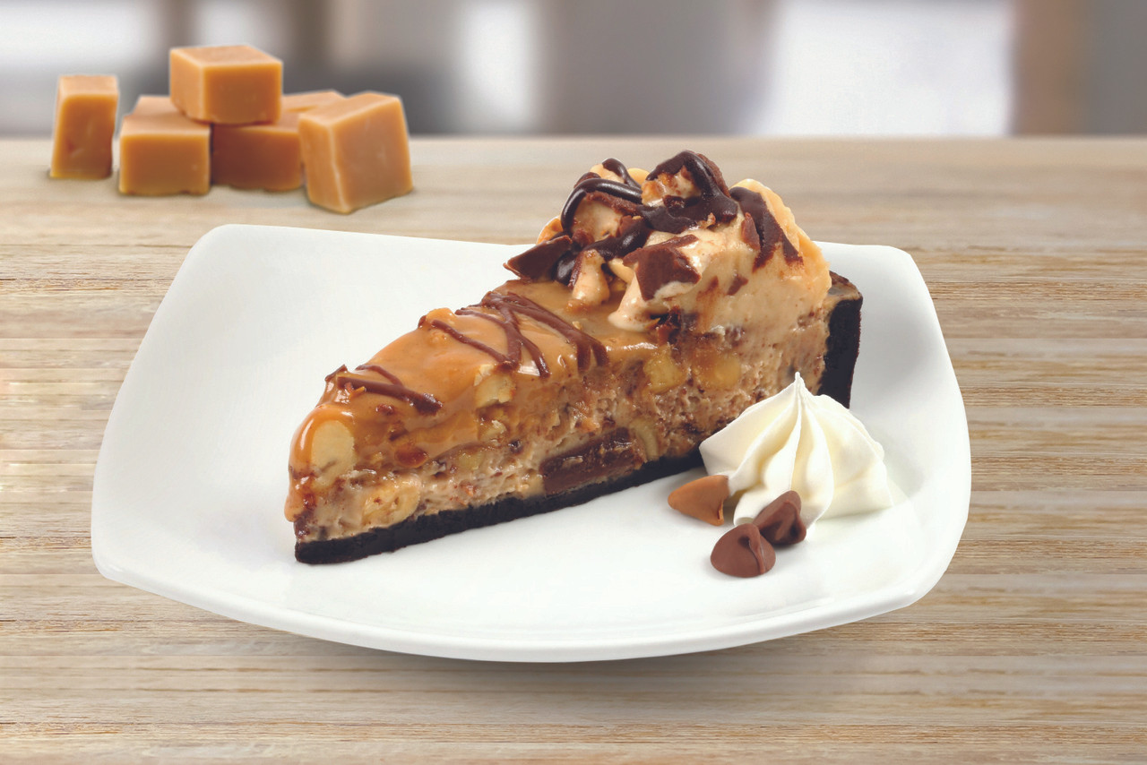 Snickers Kuchen Torte Caramel Peanut Butter With Snickers Taste It Presents