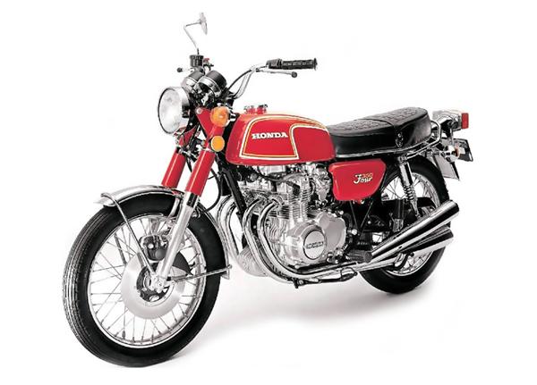 Honda CB350F Motorcycle Parts