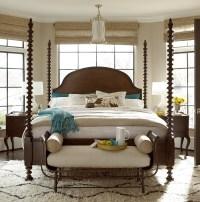 Sonoma Four Poster King Bedroom Set | Zin Home