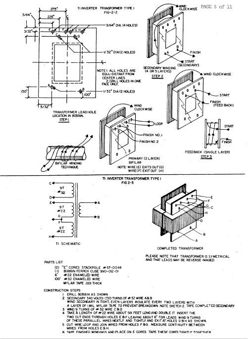electronic circuit for evil genius