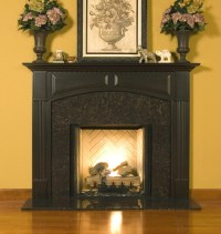 Wood Fireplace Mantels | Lennox | American Collection
