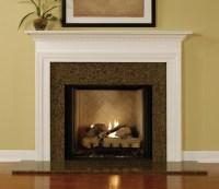 Fireplace Mantel Surrounds - Custom Albertville