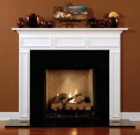 Wood Mantels for Fireplaces | Custom Chalkville