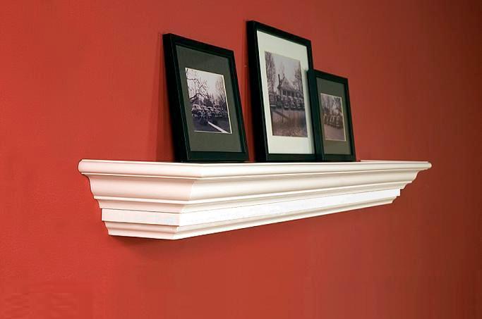 Fireplace Mantel Shelves Manassas Mantel Shelf