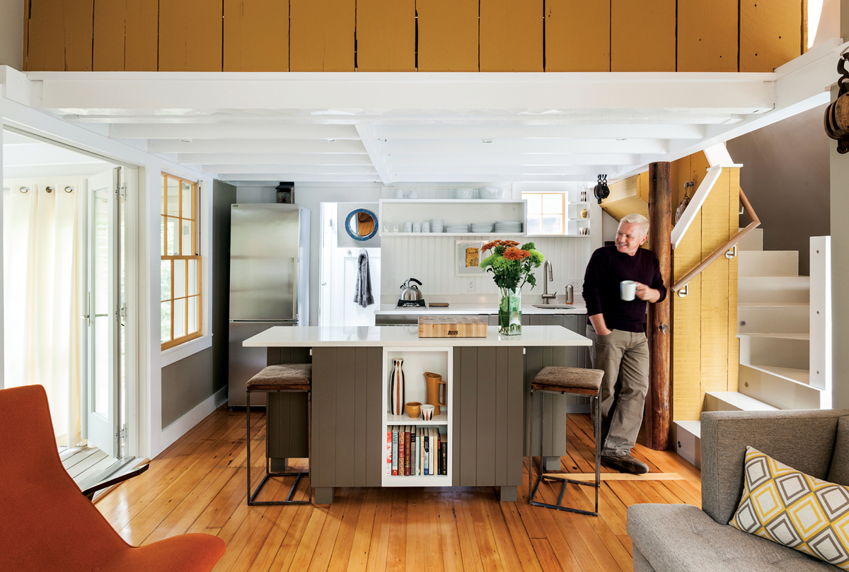 Small Space House Design Elbow Room Boston Magazine