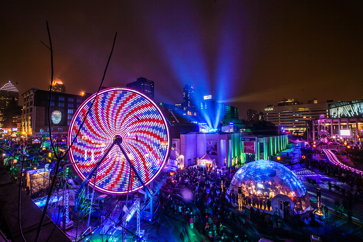 Lights Montreal Travel Deal Celebrate Montreals 375th Anniversary