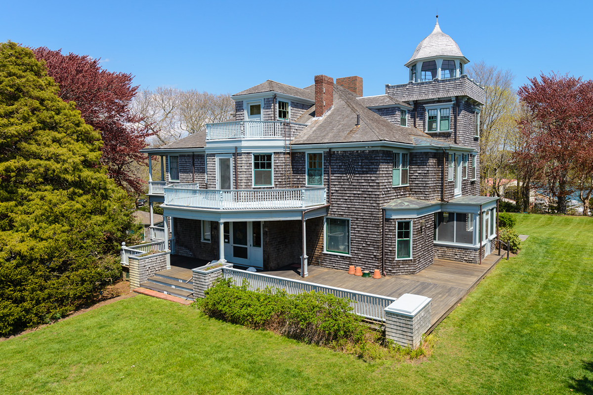 "Weite Hose Sommer You Could Own The ""summer White House"" In Woods Hole"