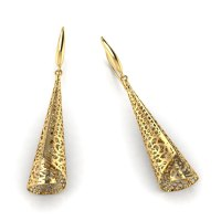 Gold Earrings Designs  Jewelry