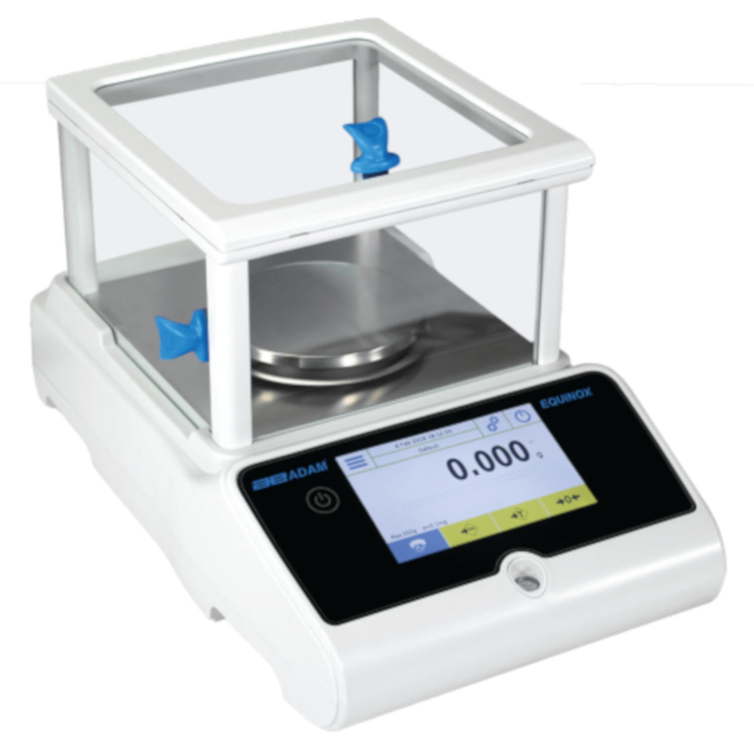 Precision Scale Equinox Precision Balance Capacity 720g Readability 001g Pan Size 110mm Ø