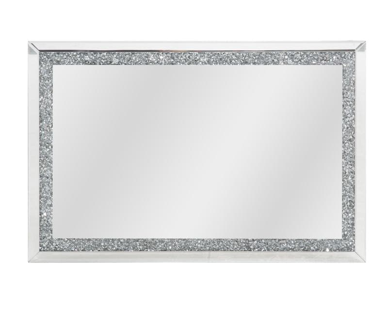 Espejo Decorativos Espejo Diamond Rectangular 4604193 | Coppel