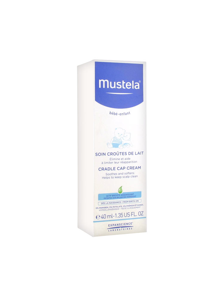 Baby Kingdom Cradle Mustela Cradle Cap Cream 40ml Buy At Low Price Here