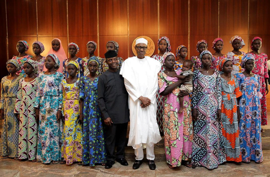 buhari-and-chibok1