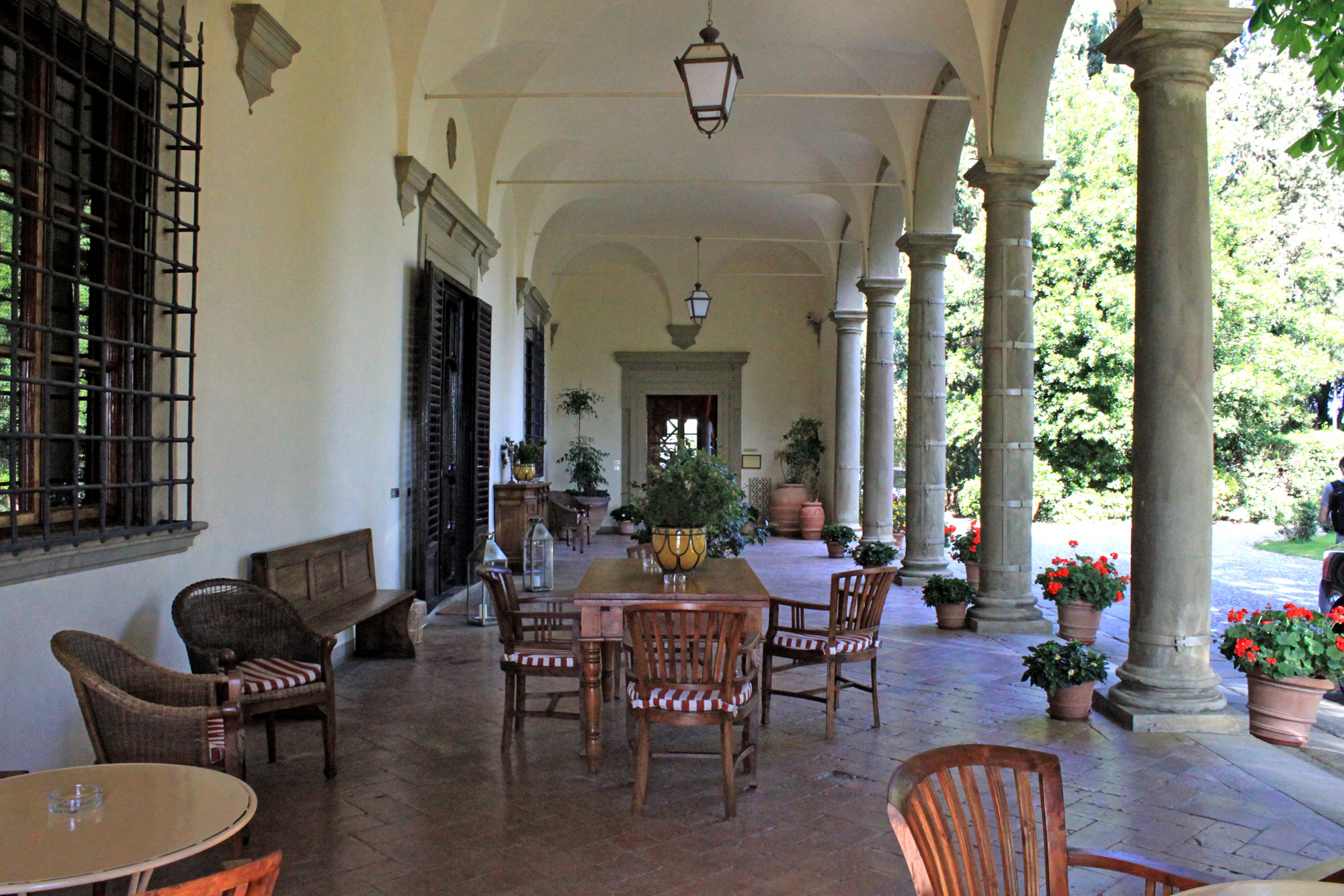 Villa Il Poggiale Review Of Villa Il Poggiale Tuscany Luxury Bed And Breakfast In