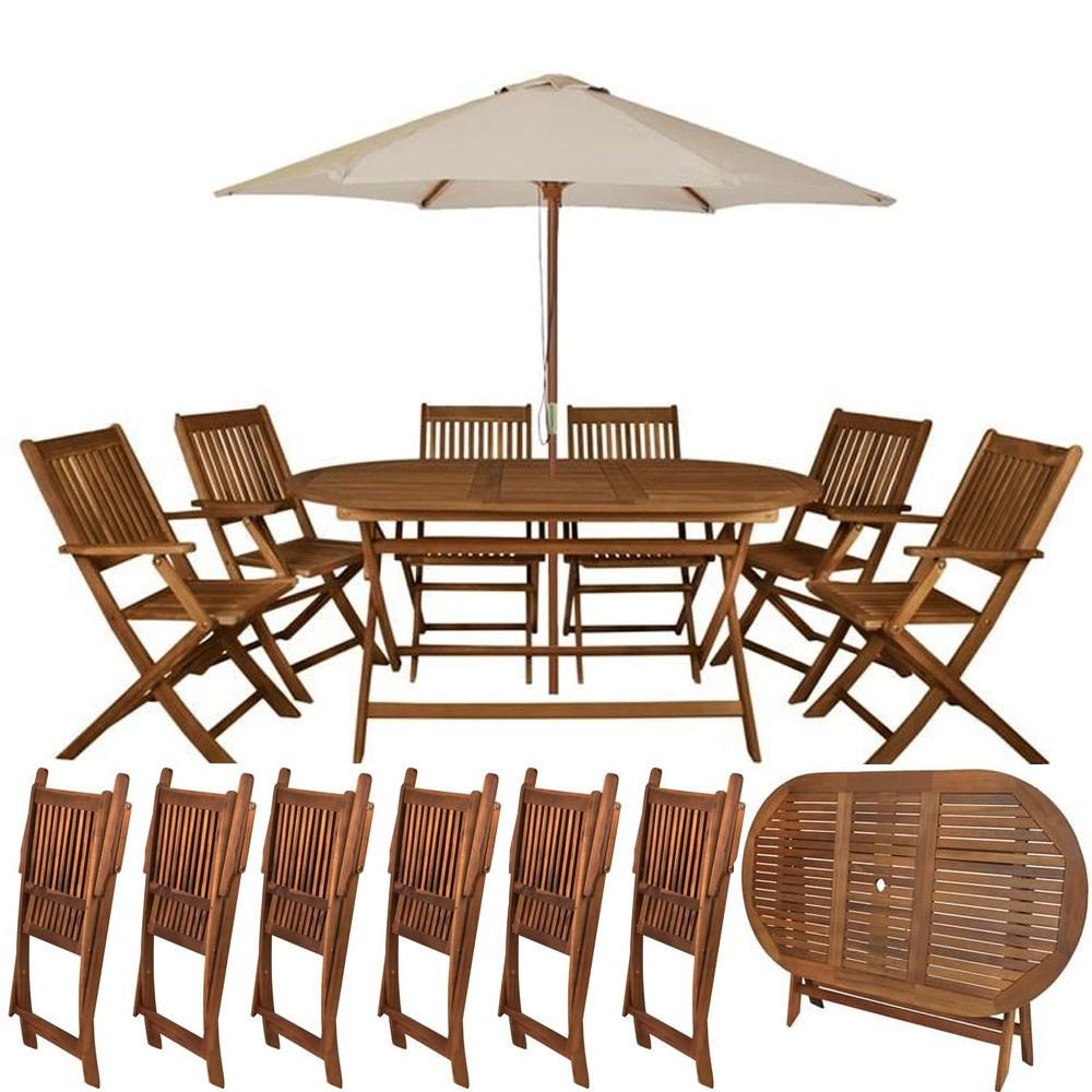 Table Et Chaises De Jardin Rue Du Commerce