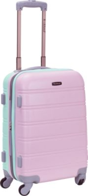 Travel Luggage Melbourne Rockland Luggage Melbourne 20 Expandable Abs Carry On