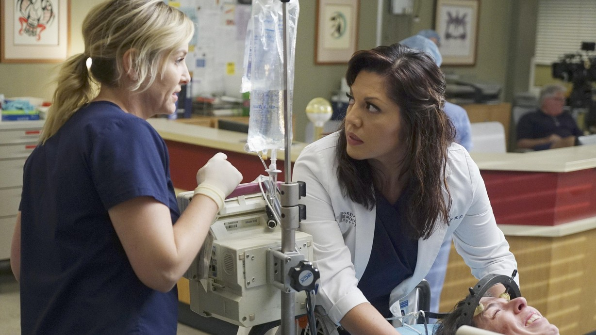 Watch Greys Anatomy Season 11 Episode 12 Online Free - LTT