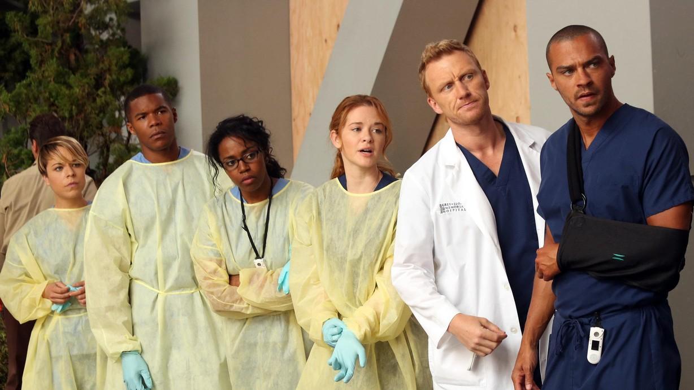 Watch Greys Anatomy Season 10 Episode 1 Free Online - LTT