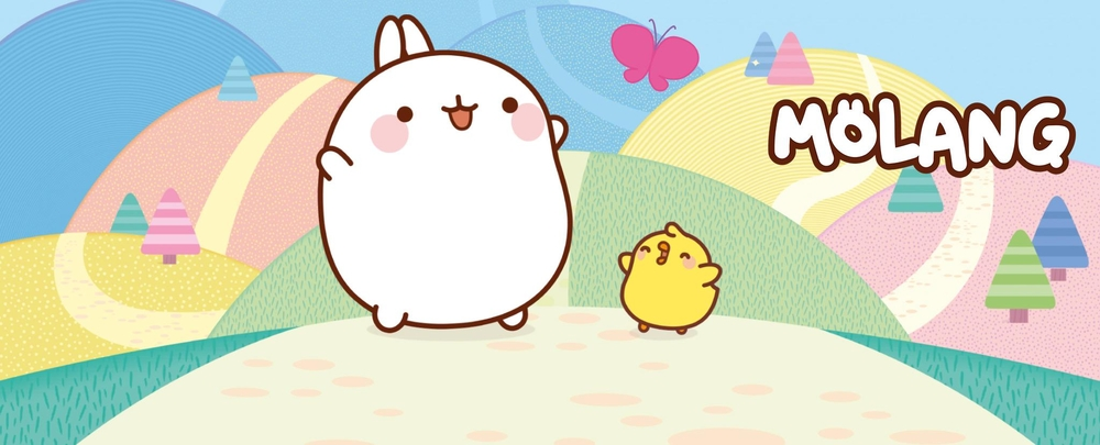 Cute Penguin Wallpaper Cartoon Watch Molang Tv Show Watchdisneyjunior Com