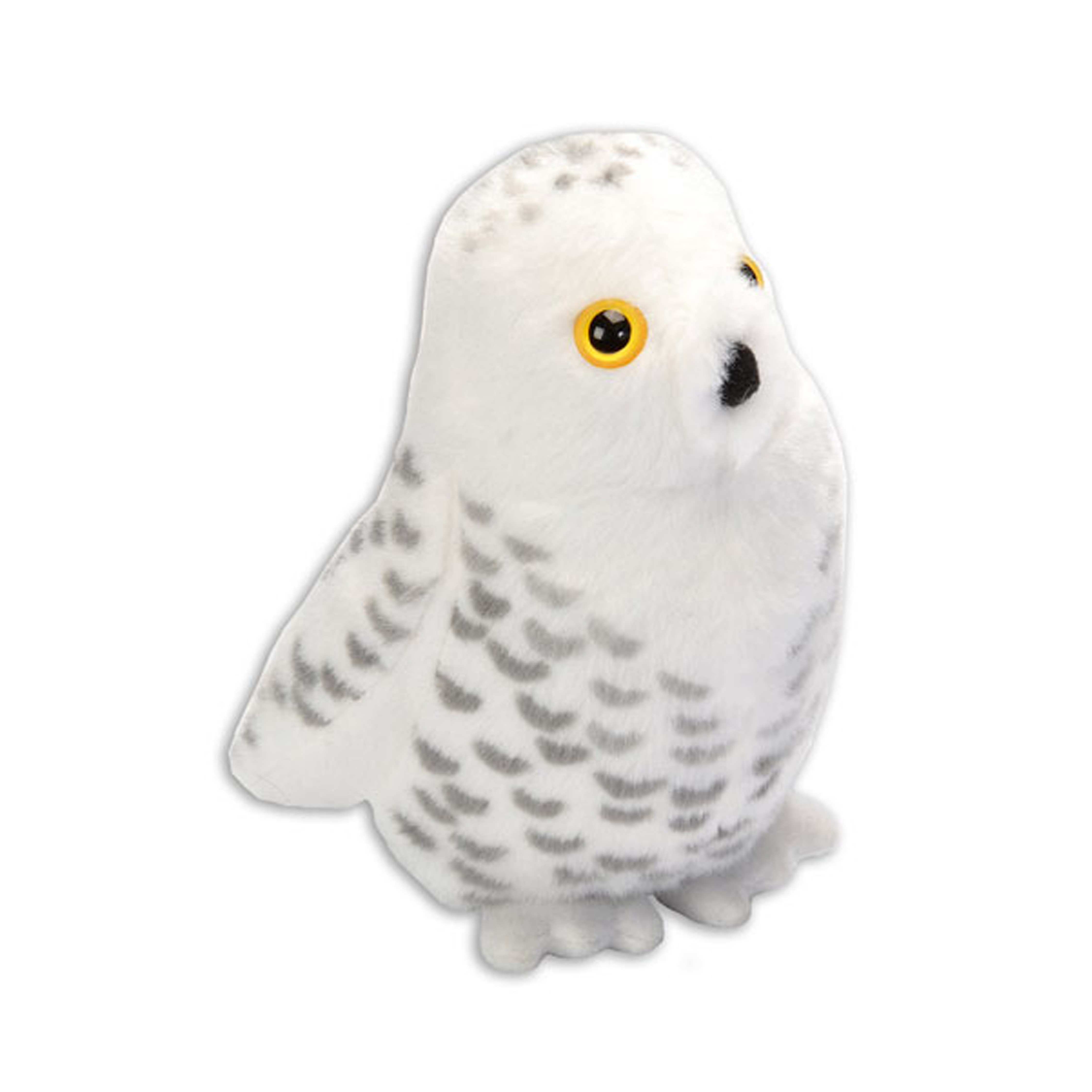 Stuff Owl Singing Snowy Owl Plush Bird Environment For The Americas