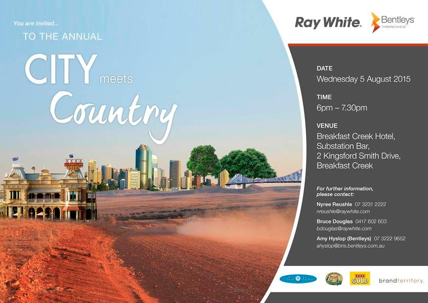 City Meets Country 2015 News Ray White Rural Queensland