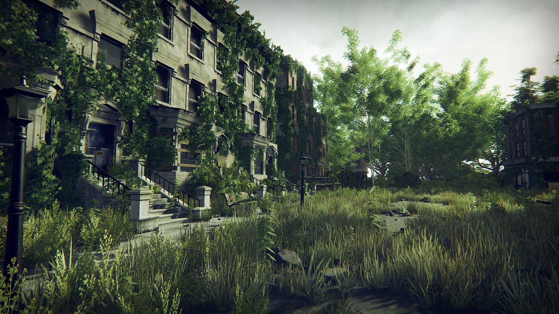 Stores That Have 3d Wallpaper Post Apocalyptic World By Polypixel In Environments Ue4