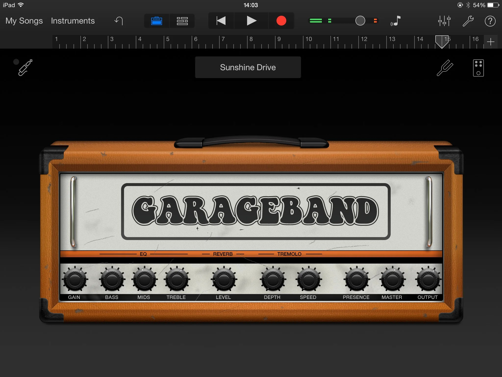 Fan Garageband Garageband Tutorial How To Use Garageband On Ipad Iphone Den