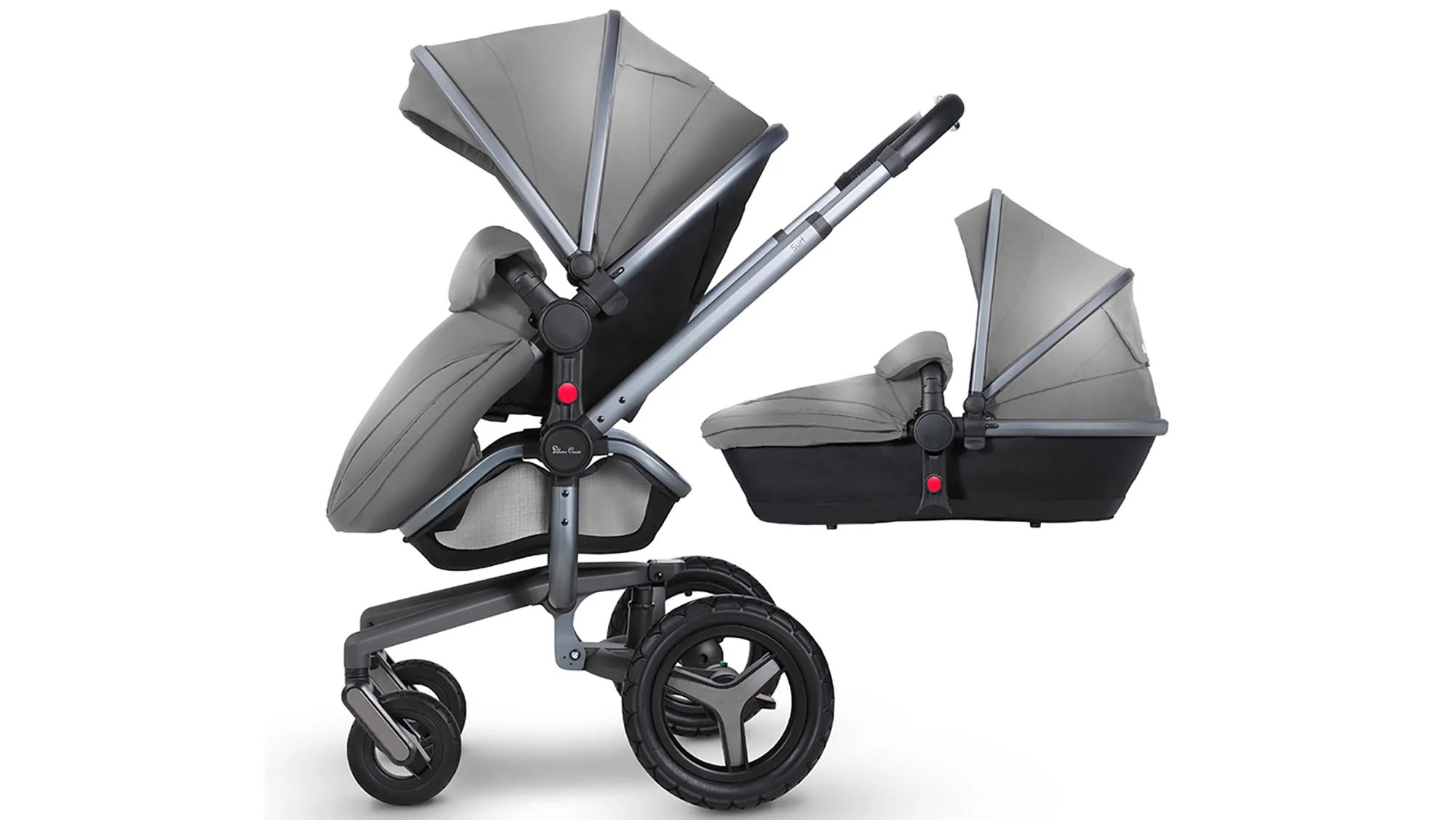 Silver Cross Elegance Buggy Board Best Prams The Best Prams Baby Buggies And Pushchairs To