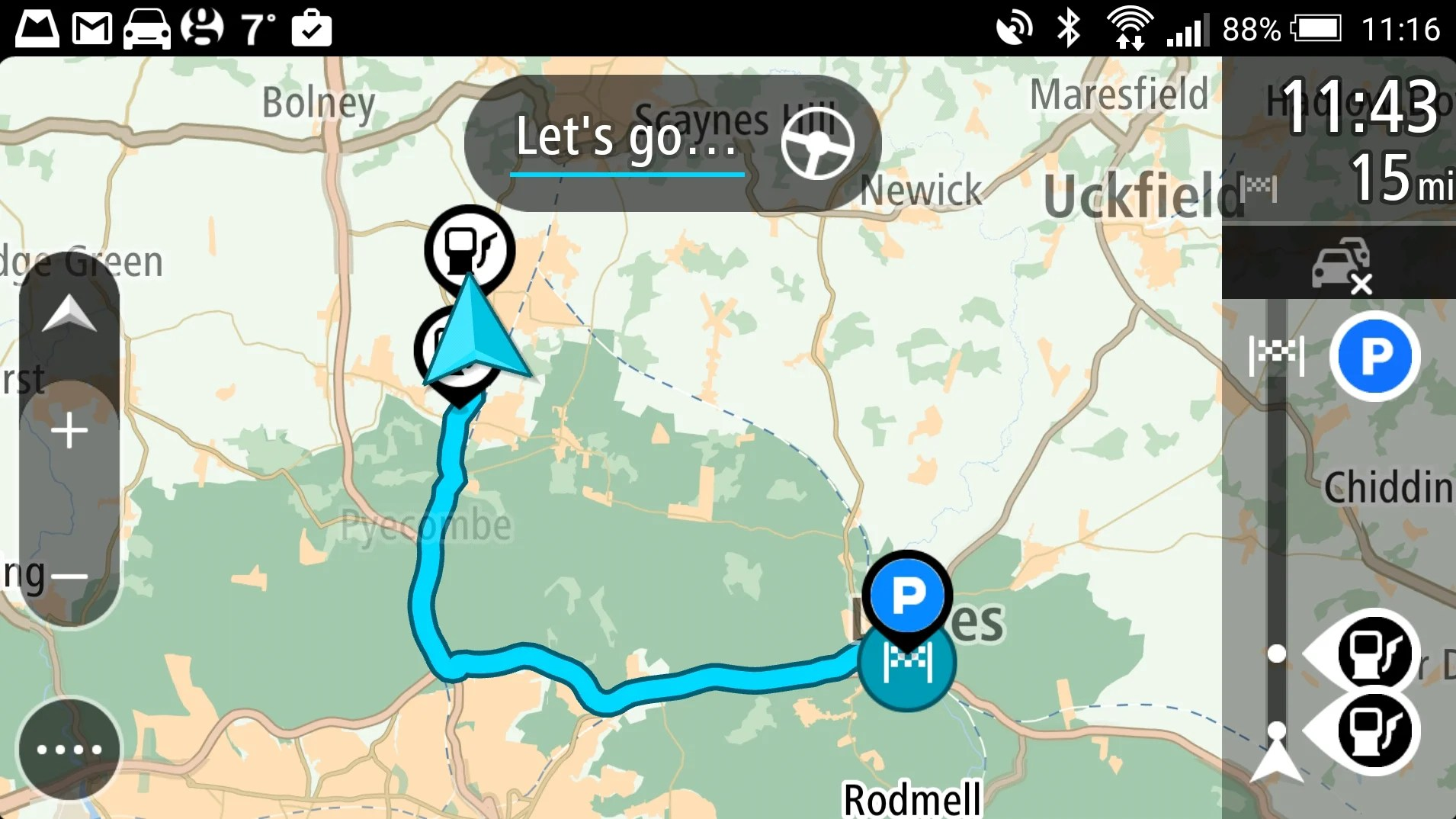 Best Sat Nav Android Tomtom Goes Free On Android For 50 Miles At Least