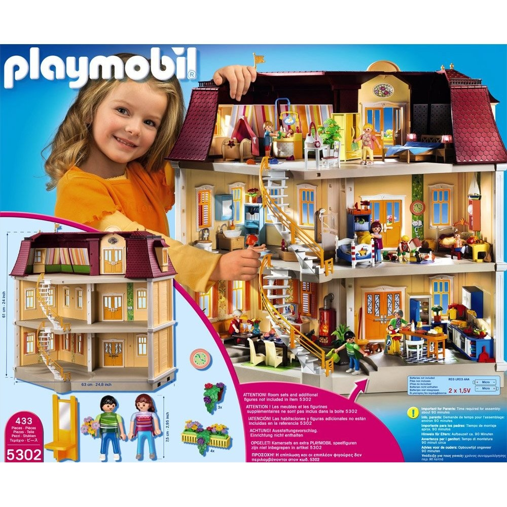 5302 Playmobil Playmobil Grande Mansion Set 5302
