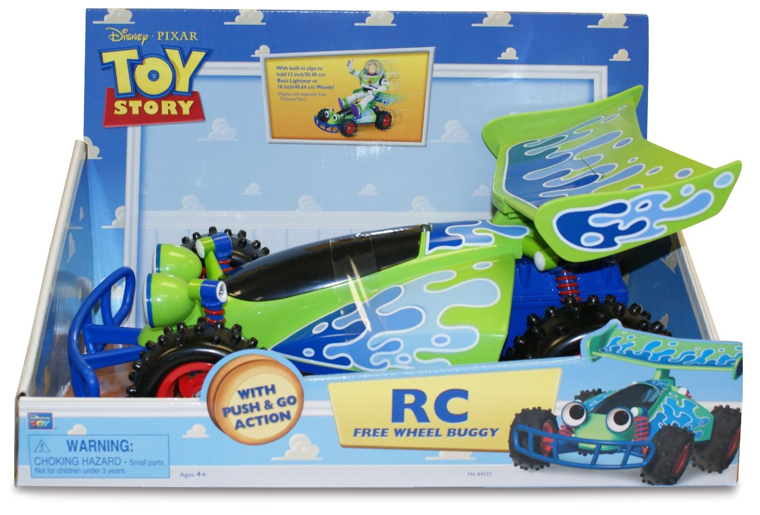 Toy Story Rc Buggy Toy Story Rc Free Wheel Buggy